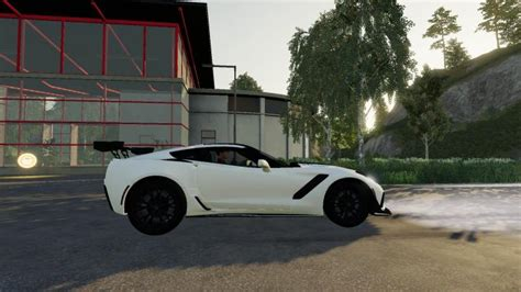 fs  corvette  zr  simulator games mods