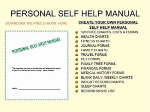 Create Your Own Personal Self Help Manual