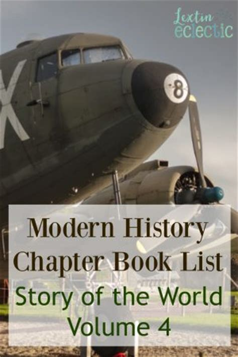 {Book List} Story of the World Volume 4 Chapter Books