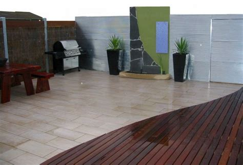 decking and paving ideas asco landscapes paving