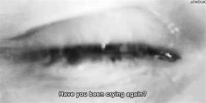 sad eyes gif | Tumblr
