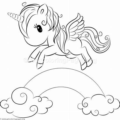 Unicorn Coloring Pages Getcoloringpages Printable Sheets Tokidoki