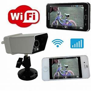 Camera Wifi Iphone : portable wifi backup camera for iphone android for back up ~ Voncanada.com Idées de Décoration
