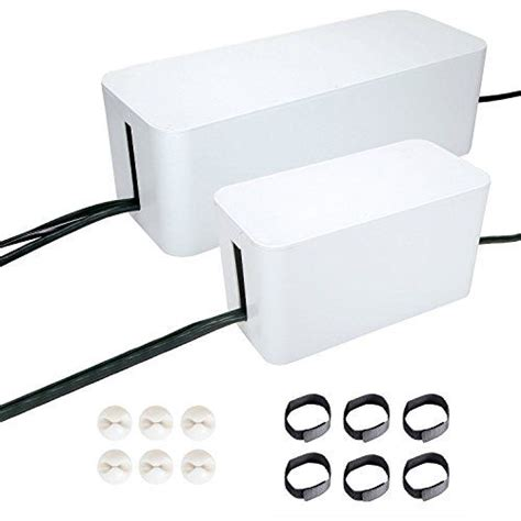 cable management systems  boxes    inches