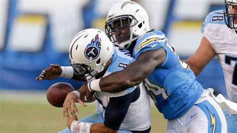 scouting report chargers  titans