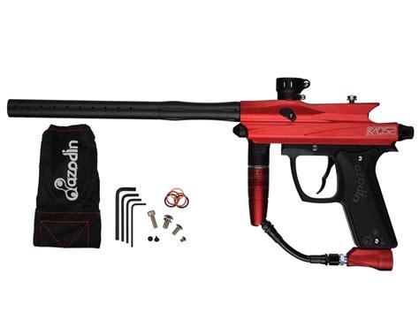 kaos thundergear 2 azodin kaos 2 paintball gun