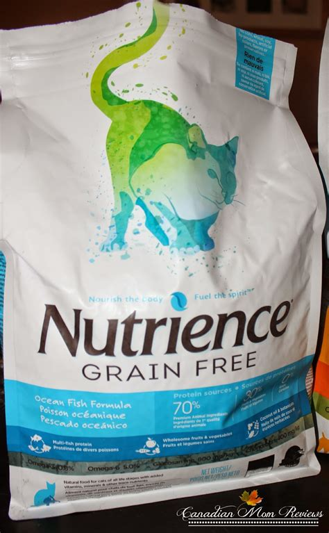 nutrience grain  dog  cat food review canadian