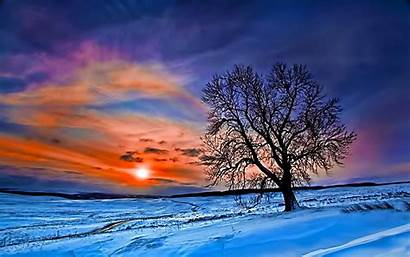 Winter Sunrise Widescreen Wallpapertag