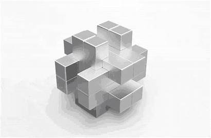Titanium Puzzle Vault Stunning Solid Trance Angle