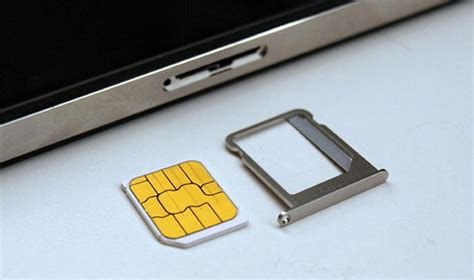 do iphone 4 sim cards how to fix an iphone sim card slot ebay
