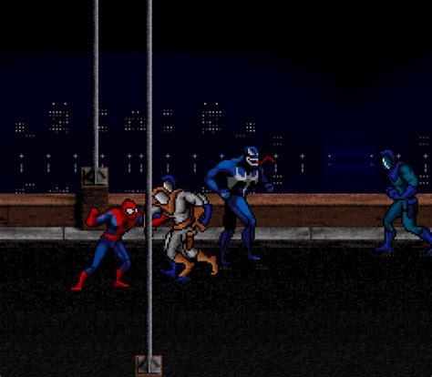 spider man  venom  separation anxiety  game