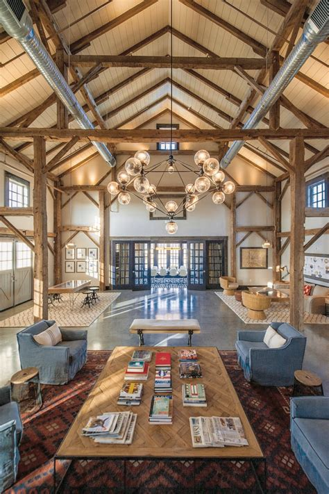 Interior Barn Designs by Best 25 Pole Barn Trusses Ideas On Roof Truss