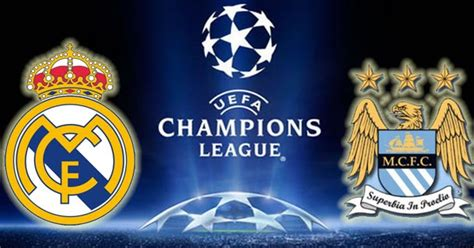 real madrid  manchester city group  uefa champions
