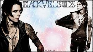 Andy Biersack - Andy Sixx Wallpaper (36315531) - Fanpop
