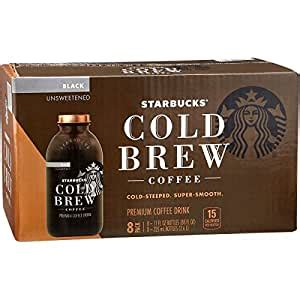You can easily compare and choose from the 10 best coffee to drink blacks for you. Starbucks Cold Brew Premium Black Coffee Drink, Unsweetened, 11 oz (8-Pack): Amazon.com: Grocery ...