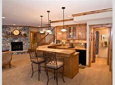 Modern Comforting Kitchen with Country Bar Themes My