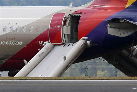 emergency escape    airbus jet