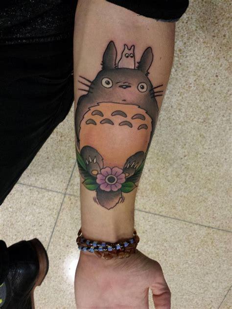 totoro tattoos designs ideas  meaning tattoos