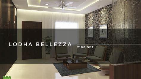 lodha bellezza interior design project  hometrenz top