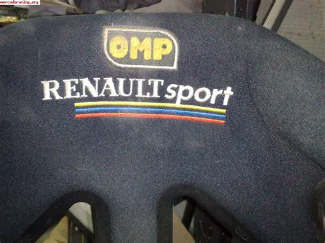 siege baquet renault sport baquet pro 2000 y baquet omp renault sport venta de