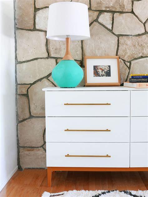 mid century modern dresser mid century modern dresser diy from ikea Mid Century Modern Dresser
