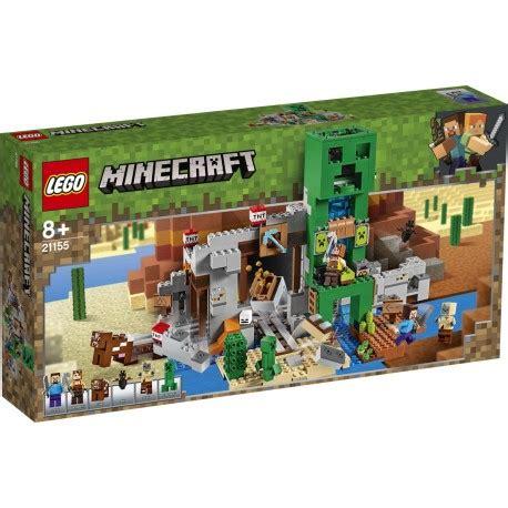 lego  lego minecraft de creeper mijn goedkoop kopen