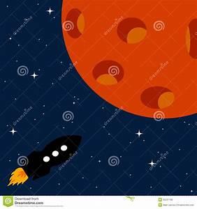Planet Rocket Royalty Free Stock Photos - Image: 35237198
