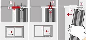 Porte Fenetre Galandage Prix : pose baie coulissante instructions prix ~ Premium-room.com Idées de Décoration