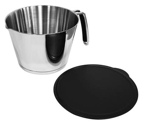 beka cookn stir stainless steel saucepan  quart cutlery