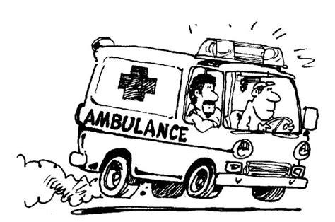 Streetdance Kleurplaat by Ambulance 70 Transport Coloriages 224 Imprimer