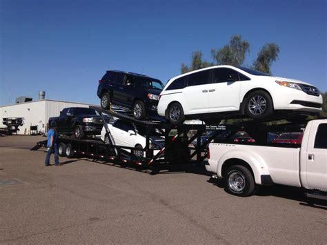 2019 Sun Country 53 Drop Deck 4car Car / Racing Trailer