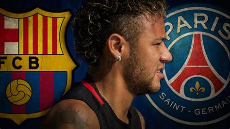 neymar psg paris saint germain exit  barcelona