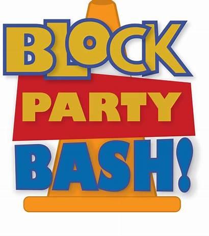 Block Party Bash Svg Clipart Pixels Nominally