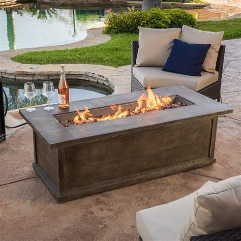 156 best fire pit tables images on pinterest, source: Fire Pit Tables • Insteading