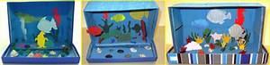 Mit Muscheln Basteln : basteln mit verpackungen aquarium im schuhkarton medienwerkstatt wissen 2006 2017 ~ Orissabook.com Haus und Dekorationen