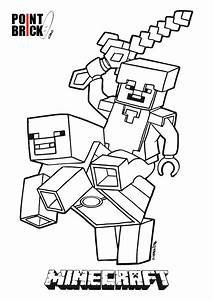 Steve Minecraft Drawing At Getdrawingscom Free For