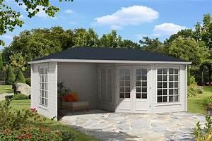 Gartenhaus Mit Aufbauservice : 5 eck gartenhaus modell josephine 40 royal ~ Whattoseeinmadrid.com Haus und Dekorationen