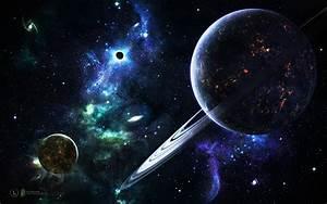Space Art Wallpaper - Space Wallpaper (7076682) - Fanpop