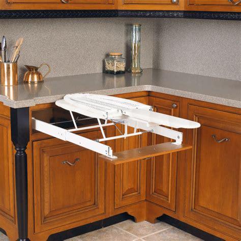 hafele ironfix built  drawer mount ironing board