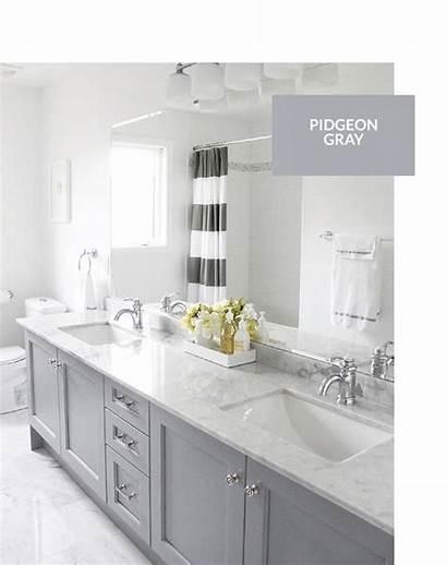 Bathroom Bathrooms Vanity Grey Countertops Basic Housedesign