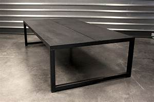 Table Basse En Beton : m tal b ton table basse collection m tal b ton by lyon b ton ~ Farleysfitness.com Idées de Décoration
