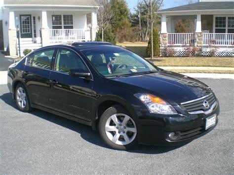 2008 Nissan Altima 2.5 S Grey