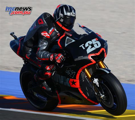 maverick vinales tops day    motogp testing