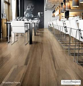 Carrelage Imitation Parquet Woodmax Noce Coloris Noyer