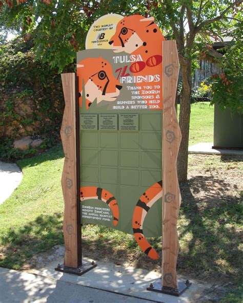 outdoor donor recognition zoos images
