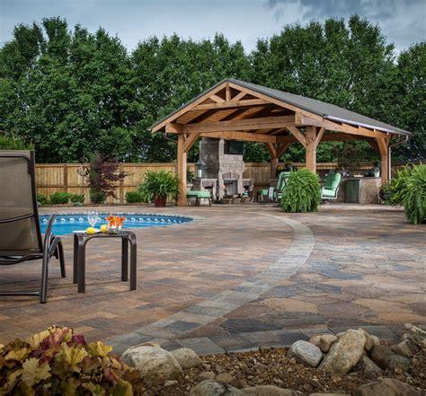 outdoor patio ideas hardscape design ideas pictures