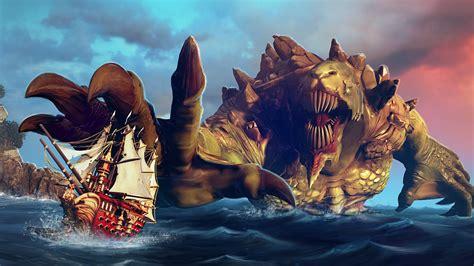 maelstrom gameplay trailer wenn der kraken aus sea