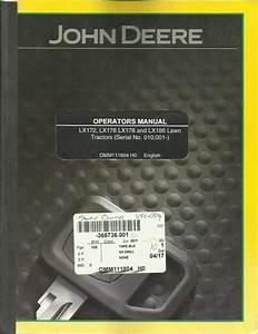 John Deere Lx178