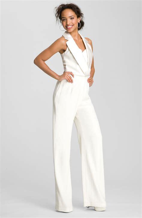 white jumpsuit for wedding wedding guest jumpsuits memes
