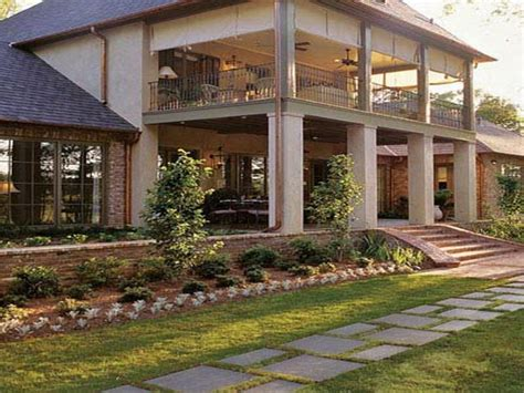 southern home designs southern living house plans country house plans with